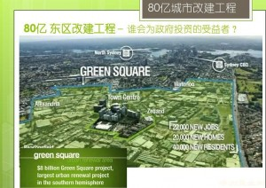 greensquare 计划