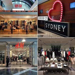 macquarie shopping center