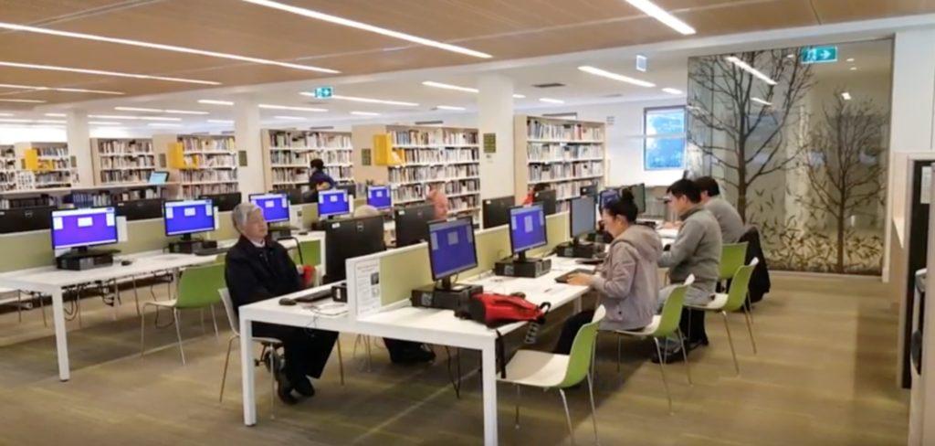 burwood-library