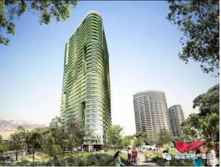 奥林匹克公园澳洲之塔,一房加书房准现房捡漏