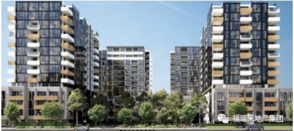 超低利率贷款-Mertion 带来近市中心超值公寓项目